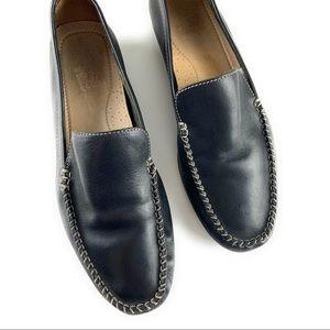Men's Frye Slip On Loafer in Black